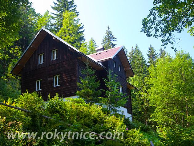 Cottage NA ČERNÉM POTOCE