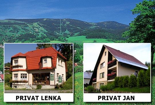 Privat LENKA a JAN