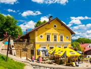 Paseky nad Jizerou - Restaurace Buďárka