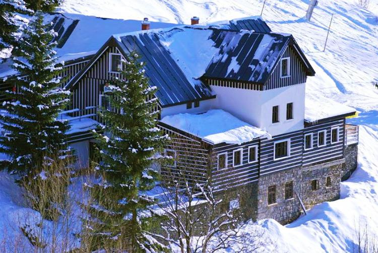 Cottage SKÁCELKA