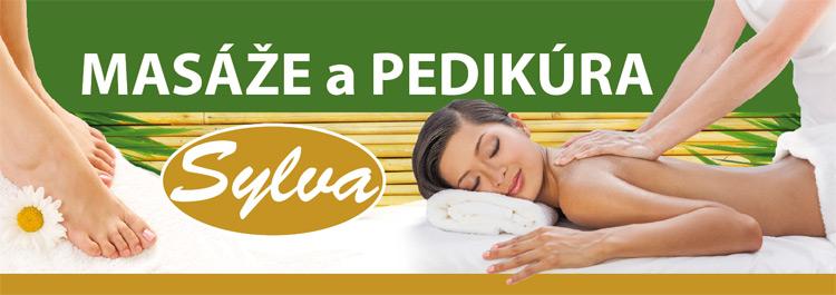 Massage and pedicure SYLVIE