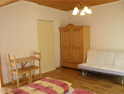 Apartmán pro 4-5 osob s balkonem
