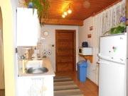 Společenská místnost - kuchyně