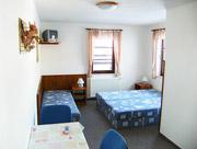 Dolní apartmán - pokoj pro 3 osoby