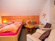 5-lůžkový pokoj
