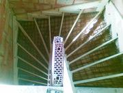 Bednění schodiště – Vysoké n. J.