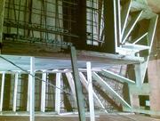 Bednění schodiště