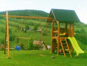 Dětské hřiště - Rokytnice n. J.