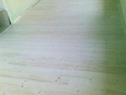 Dřevěná podlaha Buřany po