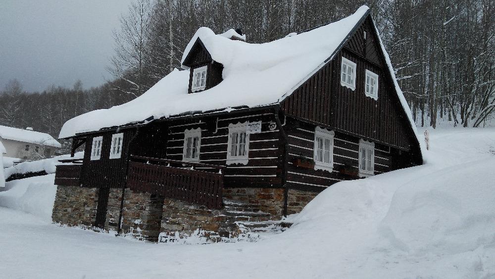 Chalupa NOVÁK