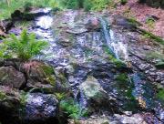 Vodopád potoku Prudký ručej