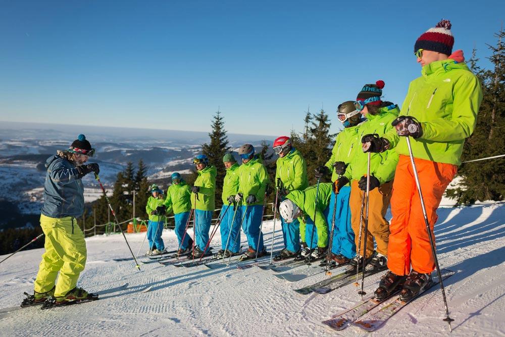 MAJOR Skischule