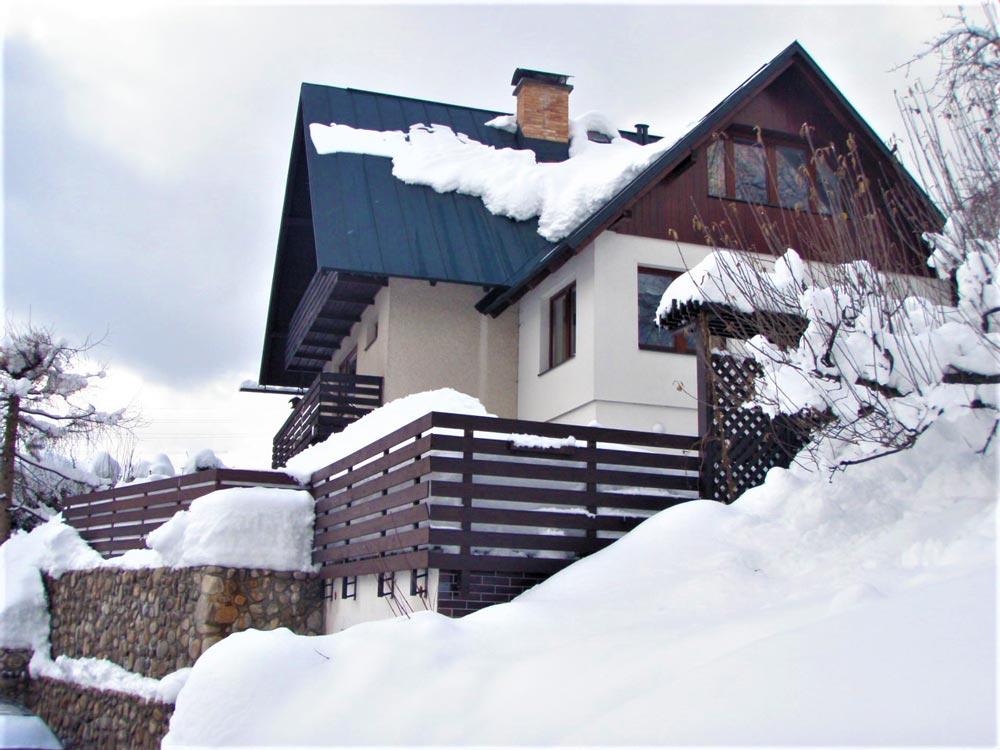 Apartment pod Skiareal