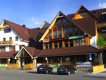 Česká spořitelna - bankautomaten