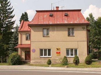 Czech post in Horní Rokytnice