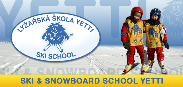SKI and SNOWBOARD SCHOOL YETTI