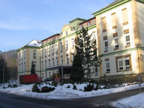 Szpital Tanvald