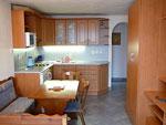 Apartmá 2 - kuchyně
