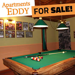 Apartments EDDY 3