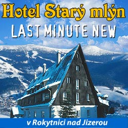 Hotel Stary Mlyn 1