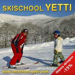 Skischool Yetti 2