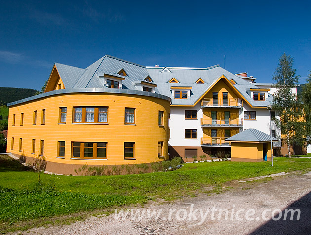 Apartament SKI BIKE ROKYTKA