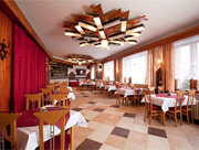 Juniorhotel ROXANA - restaurace
