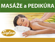 Massage and pedicure SYLVIE