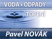 Plumbing Pavel Novák
