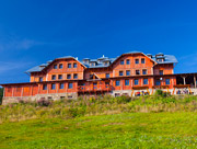 Mountain hotel ŠTUMPOVKA