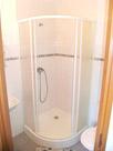 Dolní apartmán - koupelna s WC