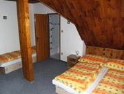 Horní apartmán - pokoj pro 3 osoby