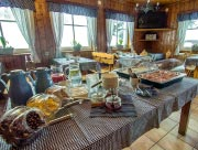 Společenská místnost - jídelna