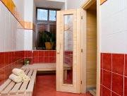 Sauna YELLOW SKI