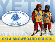 SKI und SNOWBOARD SCHULE YETTI