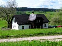 Chata BARUŠKA (léto3)