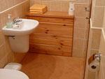 Apartmá 2 - toalety