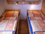Apartmá 3 - ložnice