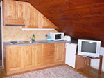 Apartmá 3 - kuchyně