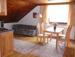 Apartmá 3 - obývací pokoj