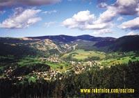 Privat Nožička - hory (léto)