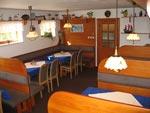 restaurace, společenská místnost