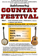 Jablonecký country festival