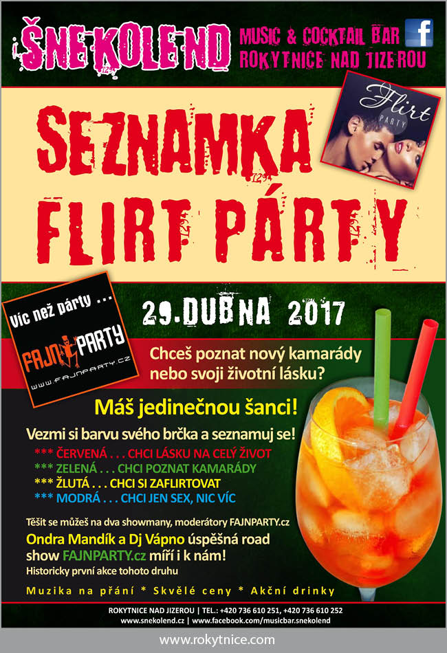 snekolend flirt party