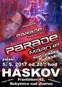 Parademarche na Háskově