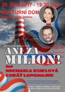 Divadlo: Ani za milion