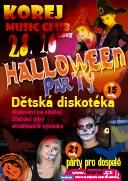 Halloween párty pro děti i dospělé v Koreji