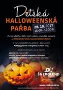 Halloweenská pařba ve Šnekolendu