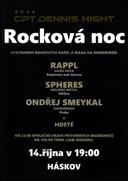 Rocková noc na Háskově