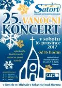 Vánoční koncert SATORI